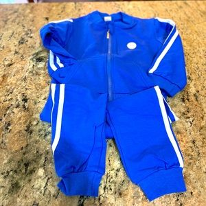 "👛""Brand New"" Royal Blue Toddler Size Tracksuit"